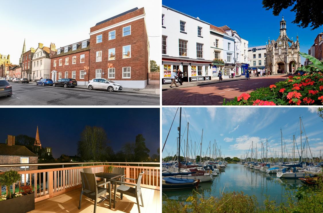 chichester in the uk s top 20 best places to live. Black Bedroom Furniture Sets. Home Design Ideas