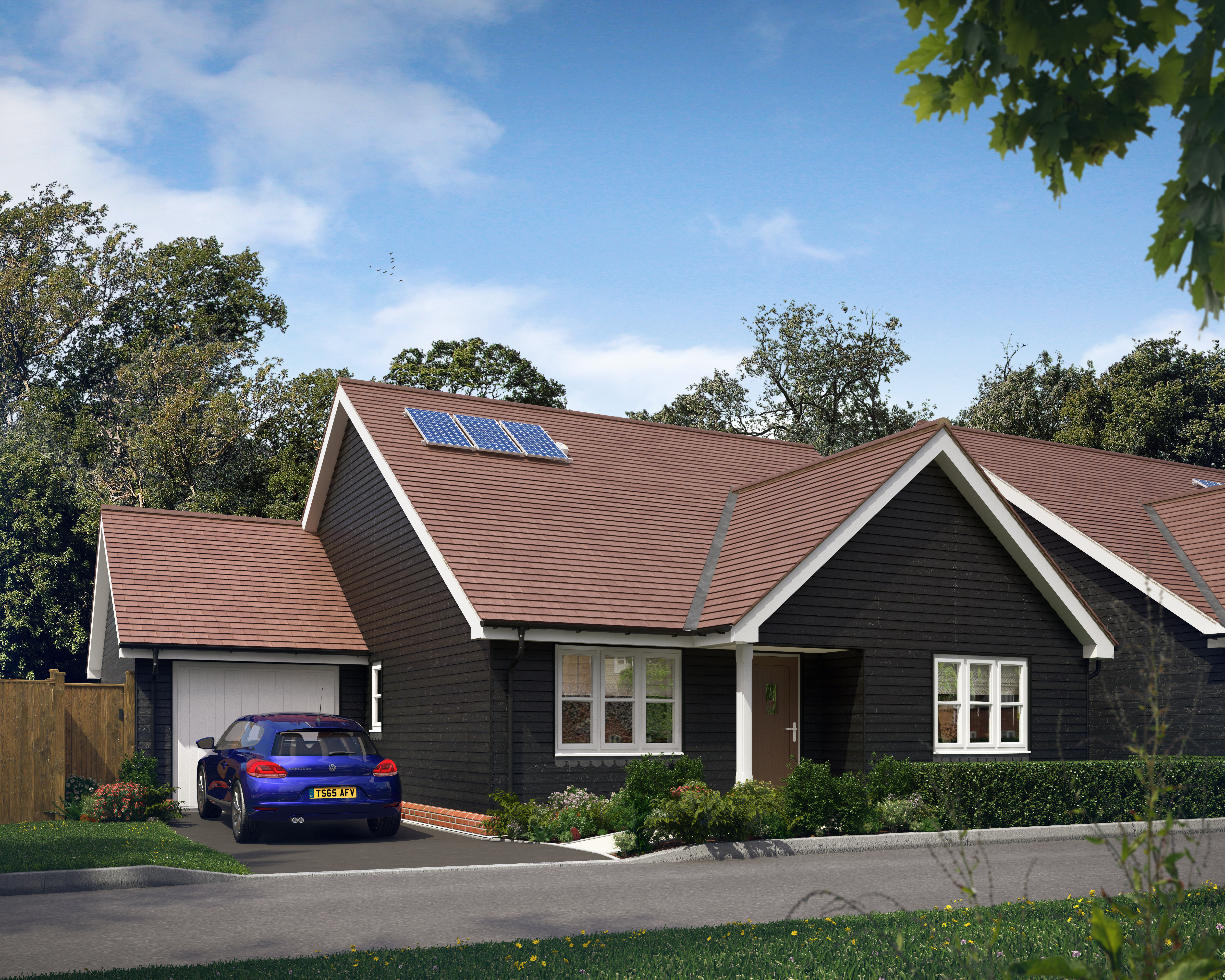 Brand New Bungalows Attracting Buyers News From Henry Adams