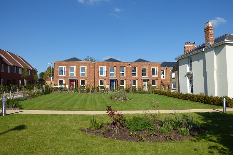 The old school house welcomes first time buyers news from henry adams - The modern apartment in the old school ...